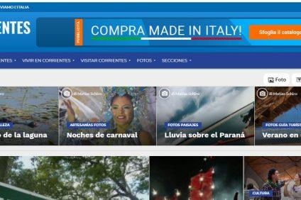 itCorrientes - Homepage del blog itCorrientes