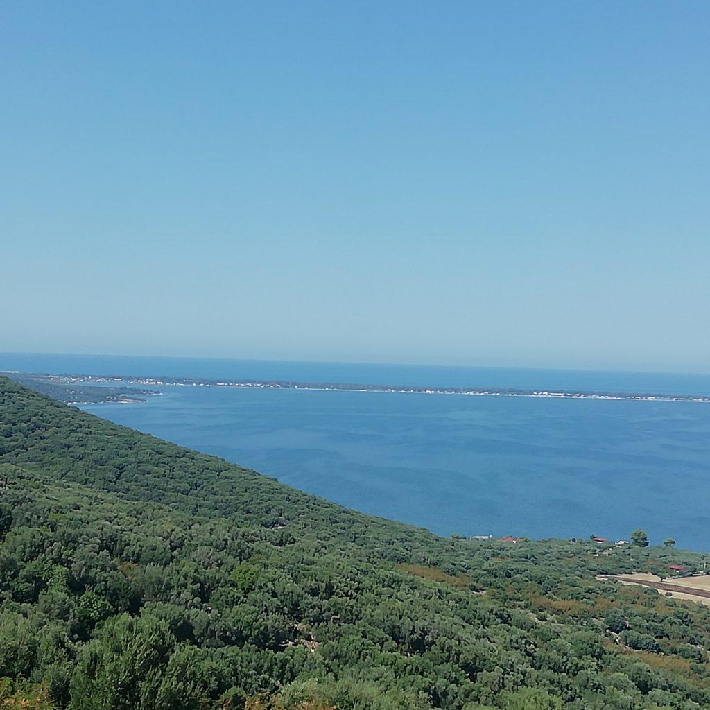laghi del Gargano