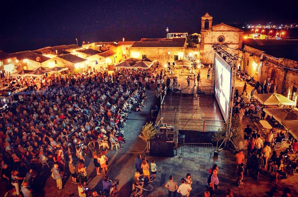 A Marzamemi il Festival del cinema di frontiera