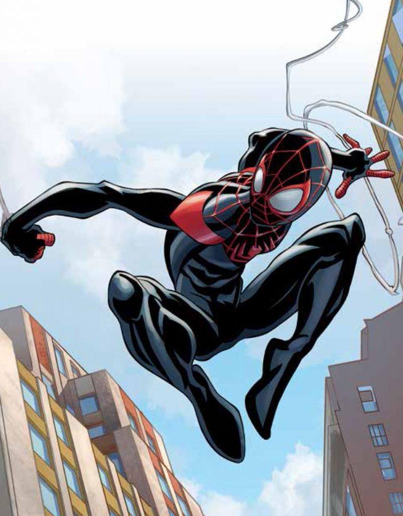 Il supereroe realizzato da Aurelio Mazzara