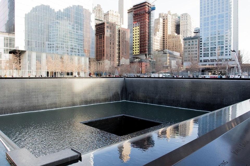 Il memoriale di New York al posto delle Torri Gemelle