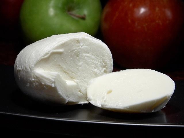 formaggi italiani - mozzarella