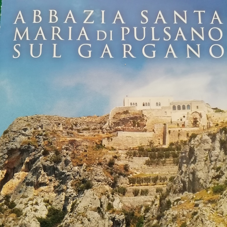 abbazia di Pulsano - manifesto