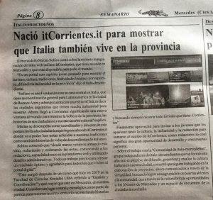 itCorrientes - Semanario