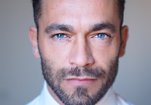 Francesco Castiglione  - particolare occhi