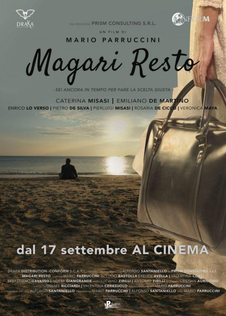 La locandina del film di Caterina Misasi al Cinema