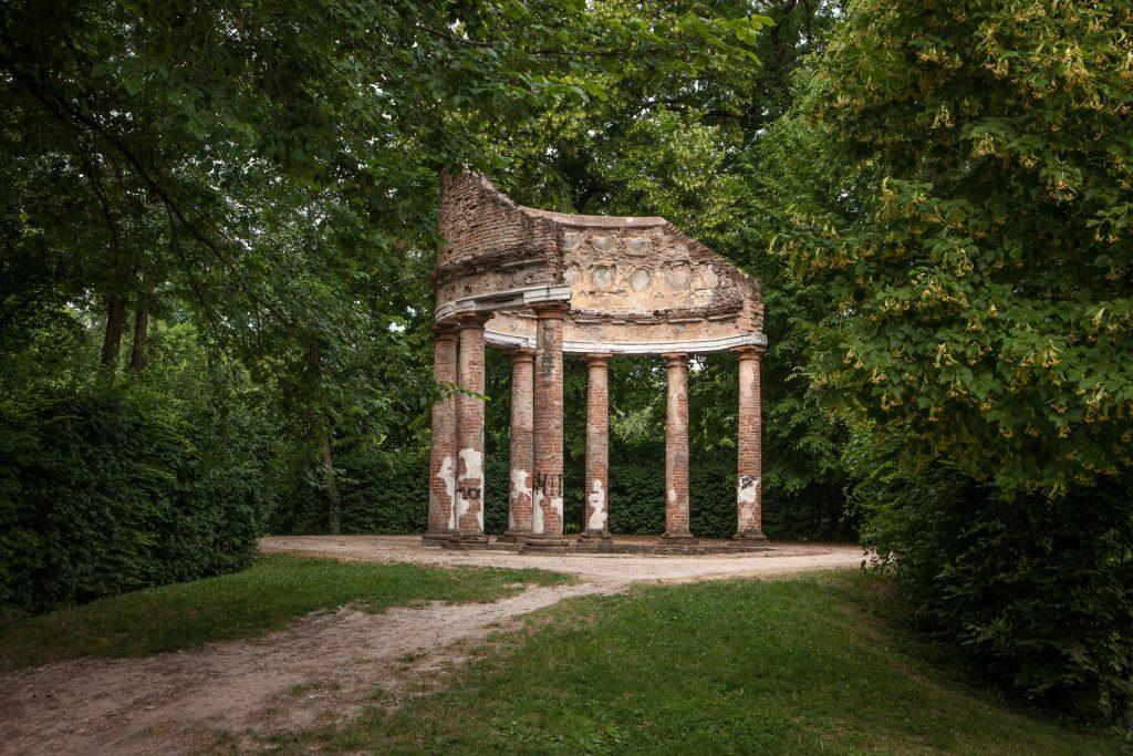 Il Parco Ducale di Parma - Tempietto d'Arcadia
