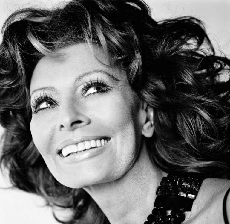 La vita davanti a sé, Sophia Loren primo piano