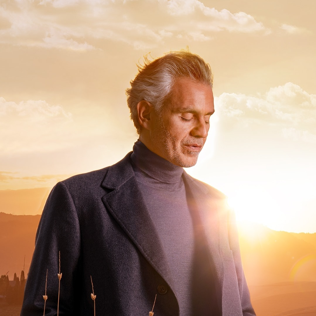Andrea Bocelli si esibirà a Noto