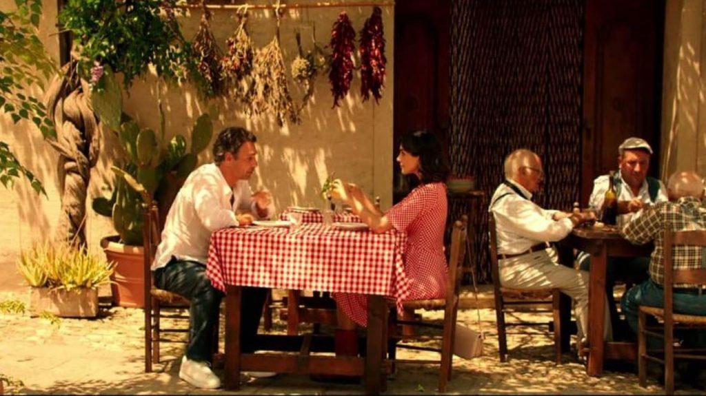 Nella foto una scena del corto