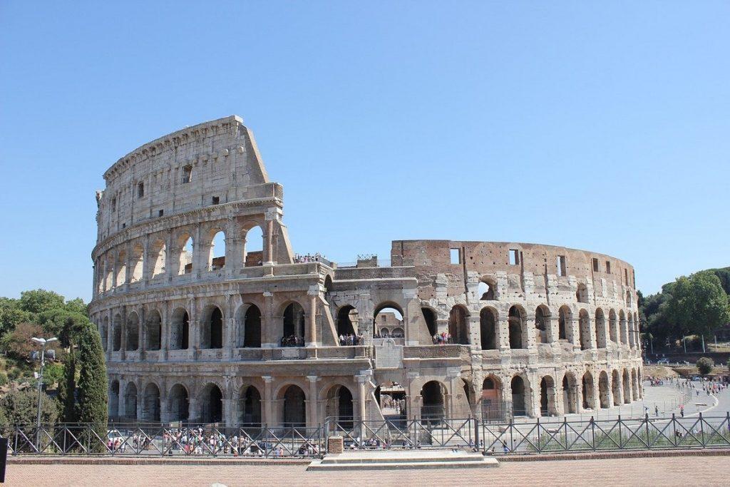 Monumenti: il Colosseo simbolo del Bel Paese - Foto: Pixabay