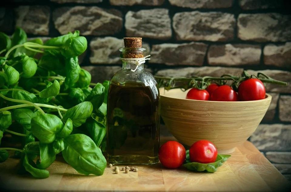 olio e pomodoro