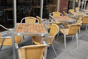 I ristoranti sperano in aiuti dal governo