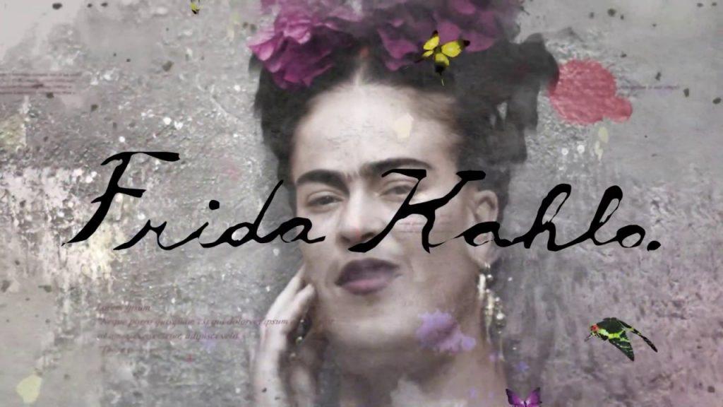 ritratto frida kahlo protagonista della mostra caos dentro