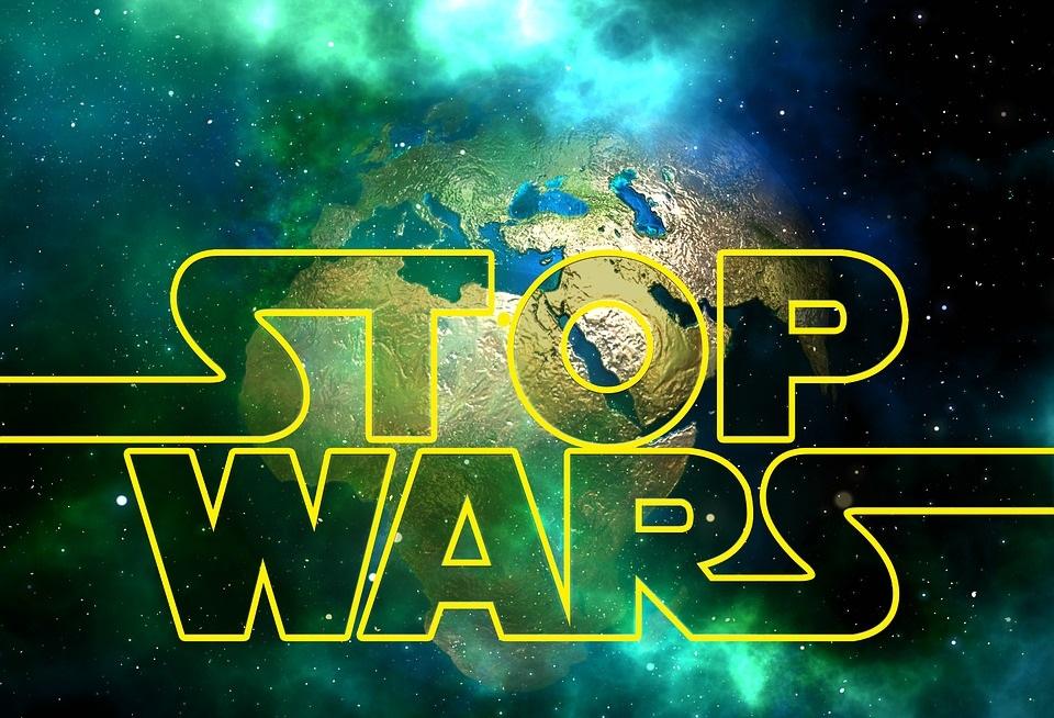 non violenza basta guerra