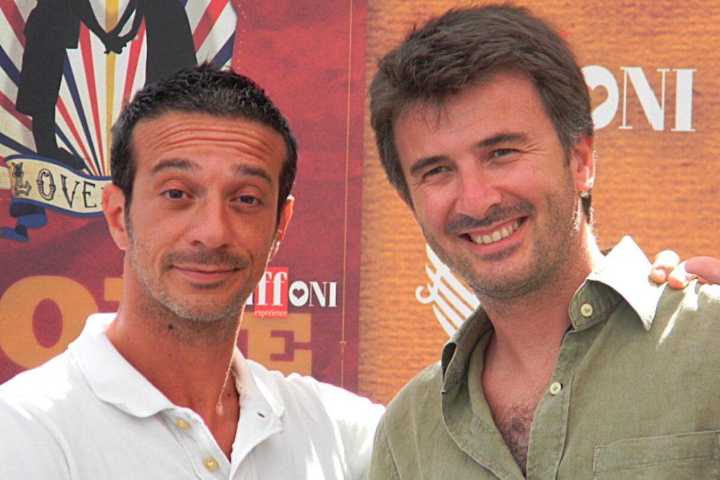 VIP contagiati da Covid-19 - Ficarra e Picone al Giffoni film festival 2010