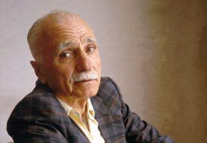 Mario Monicelli - Primo piano di Monicelli