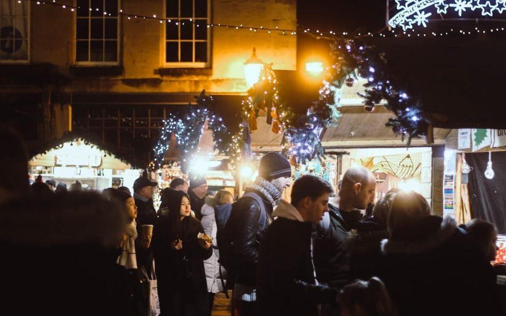 Restrizioni Covid-19 a Natale - Mercatini di Natale a Strasburgo