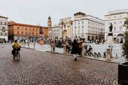 Capitale italiana della cultura 2022 - Parma piazza Garibaldi