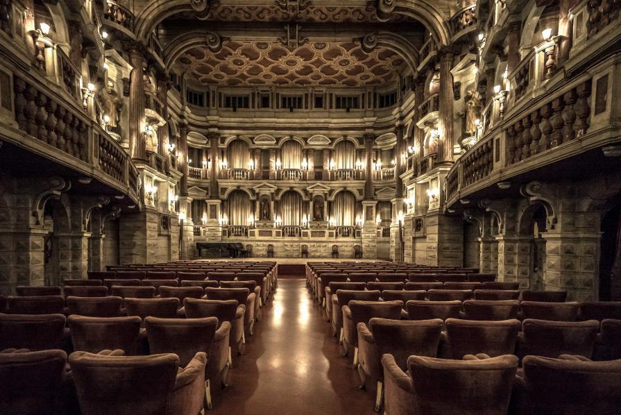Mantova - Teatro Bibiena
