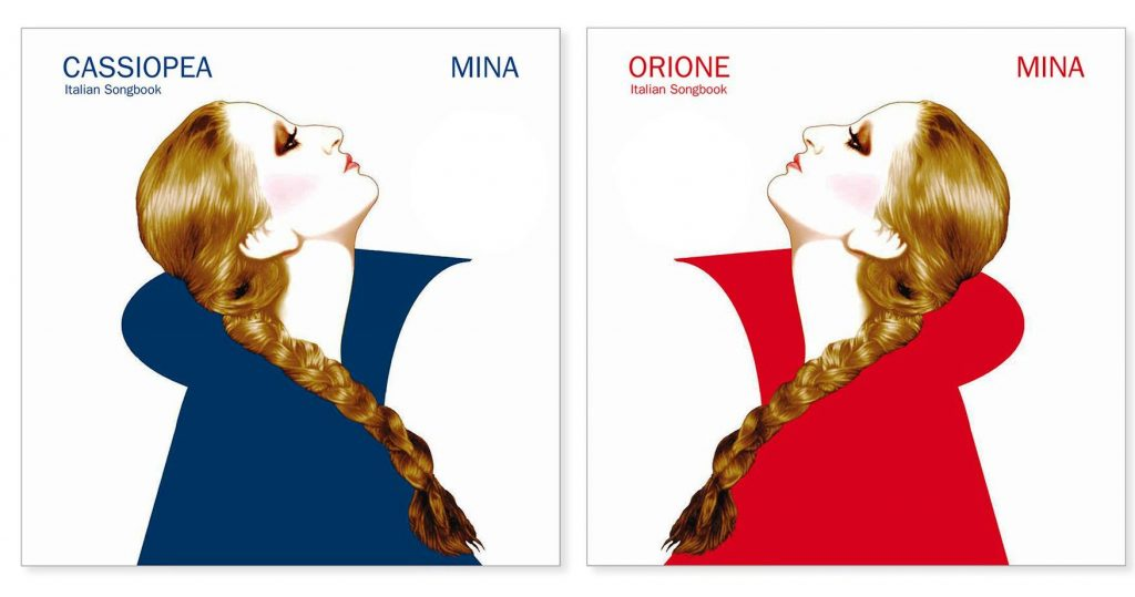 La copertina di Cassiopea e Orione
