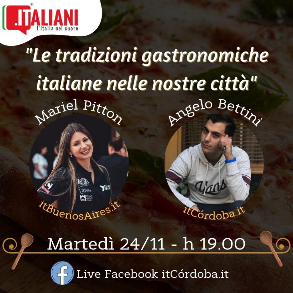 La cucina italiana su ItCordoba