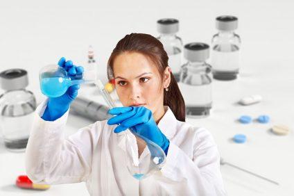 Nuovo test scienziata