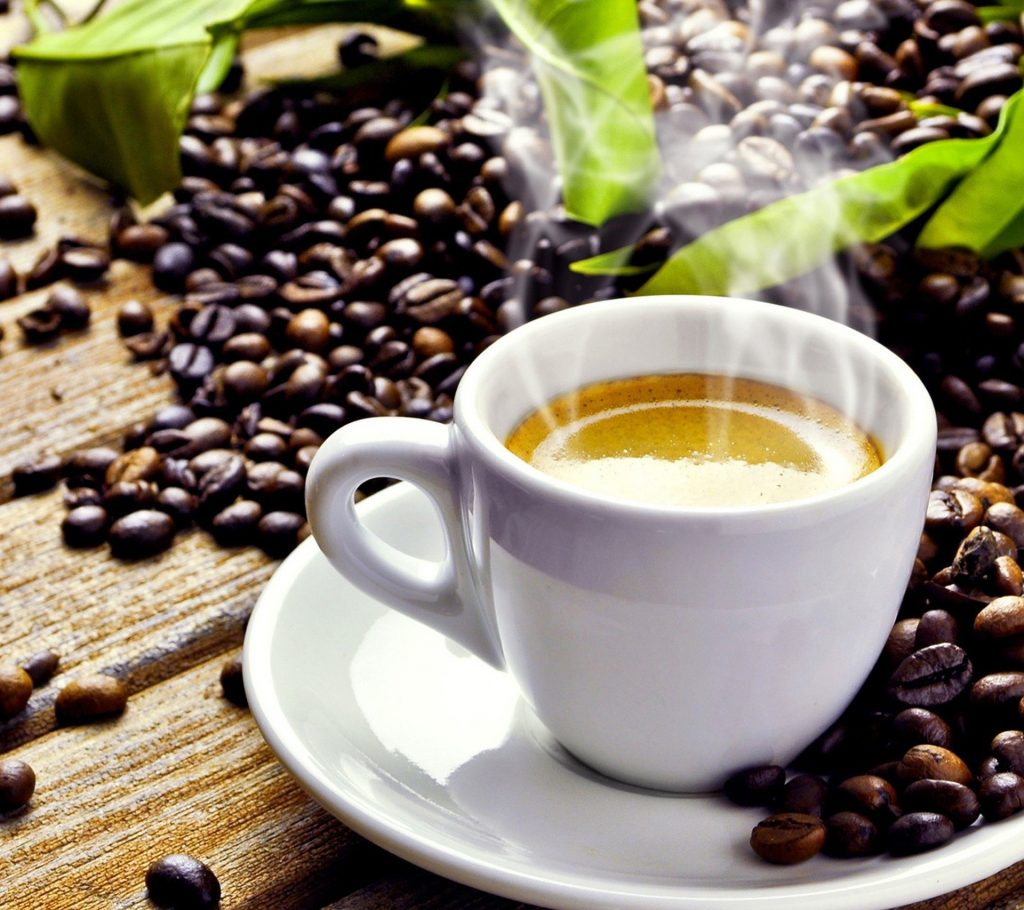 Macchina per il caffè espresso - un caffè espresso (Pixabay)