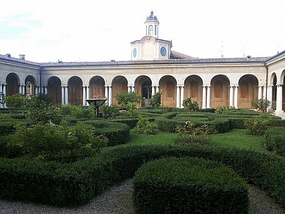 palazzo ducale - il giardino dei semplici