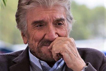 Il grande maestro Gigi Proietti