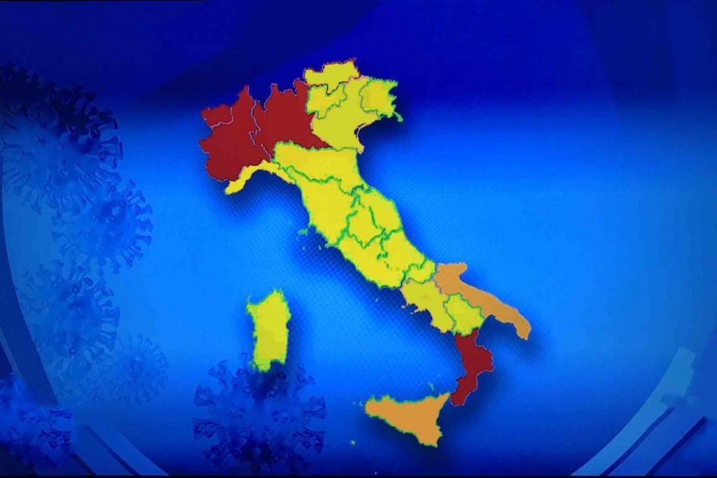 italia covid regioni e casi positivi