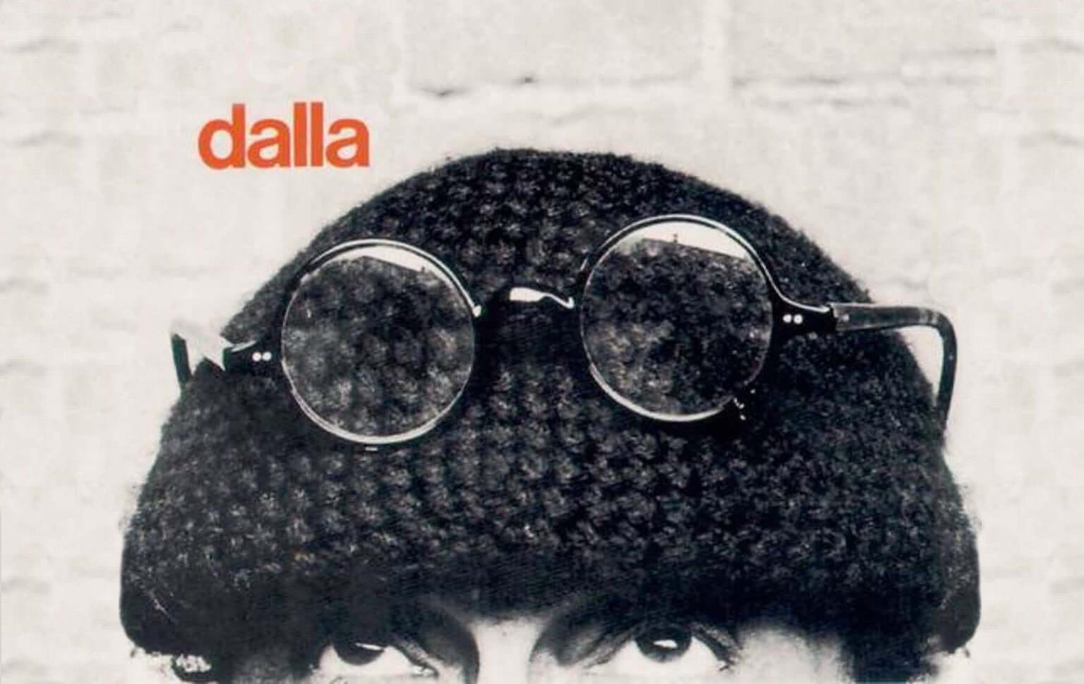 """Dalla 40th anniversary - Copertina """"Dalla"""" 1980"""