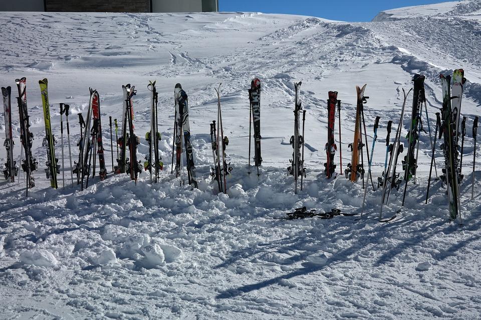 sci da neve