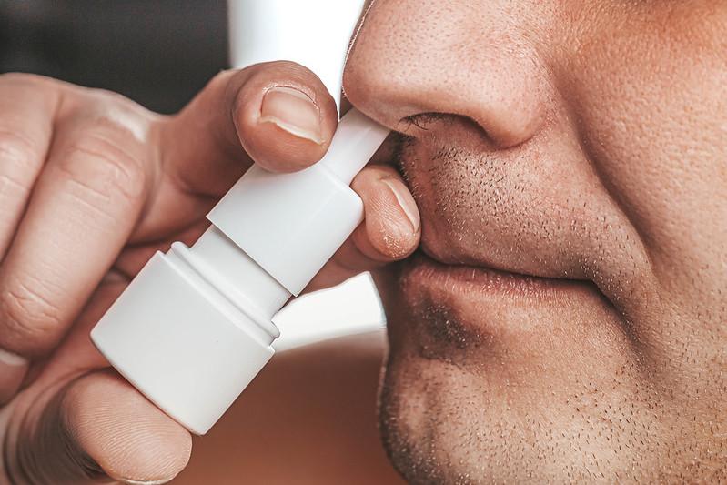 sspray nasale Australia (by wuestenigel is licensed under CC BY 2.0)