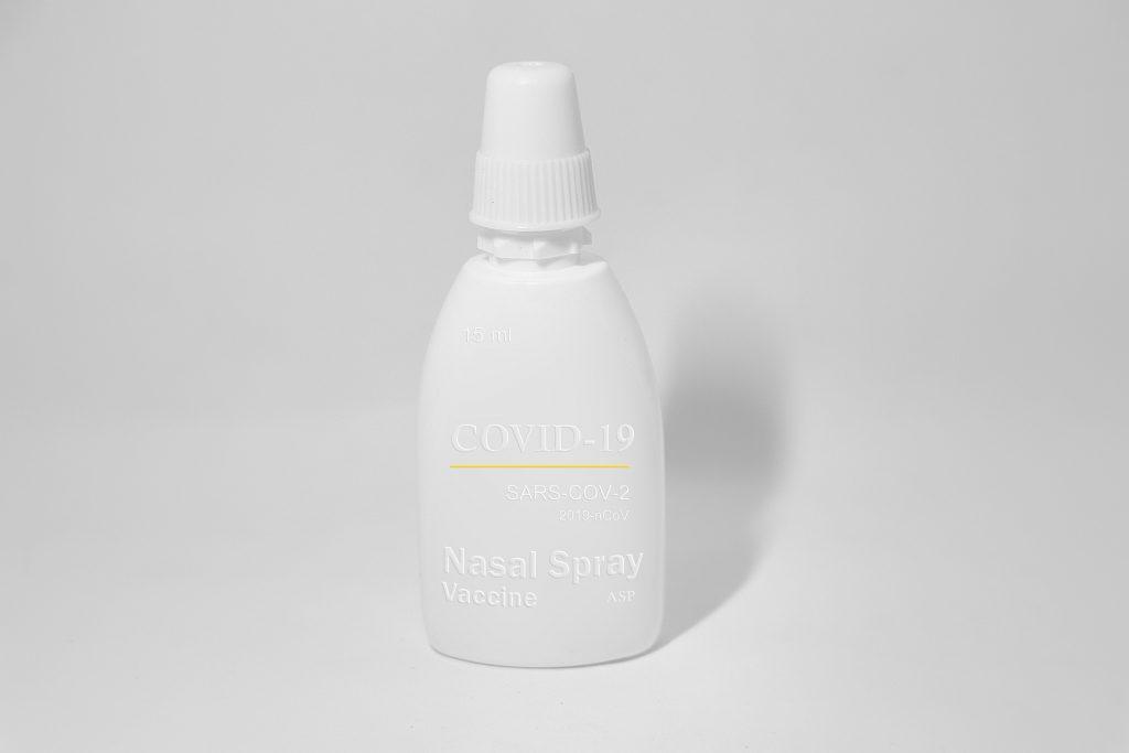 spray nasale sperimentazione