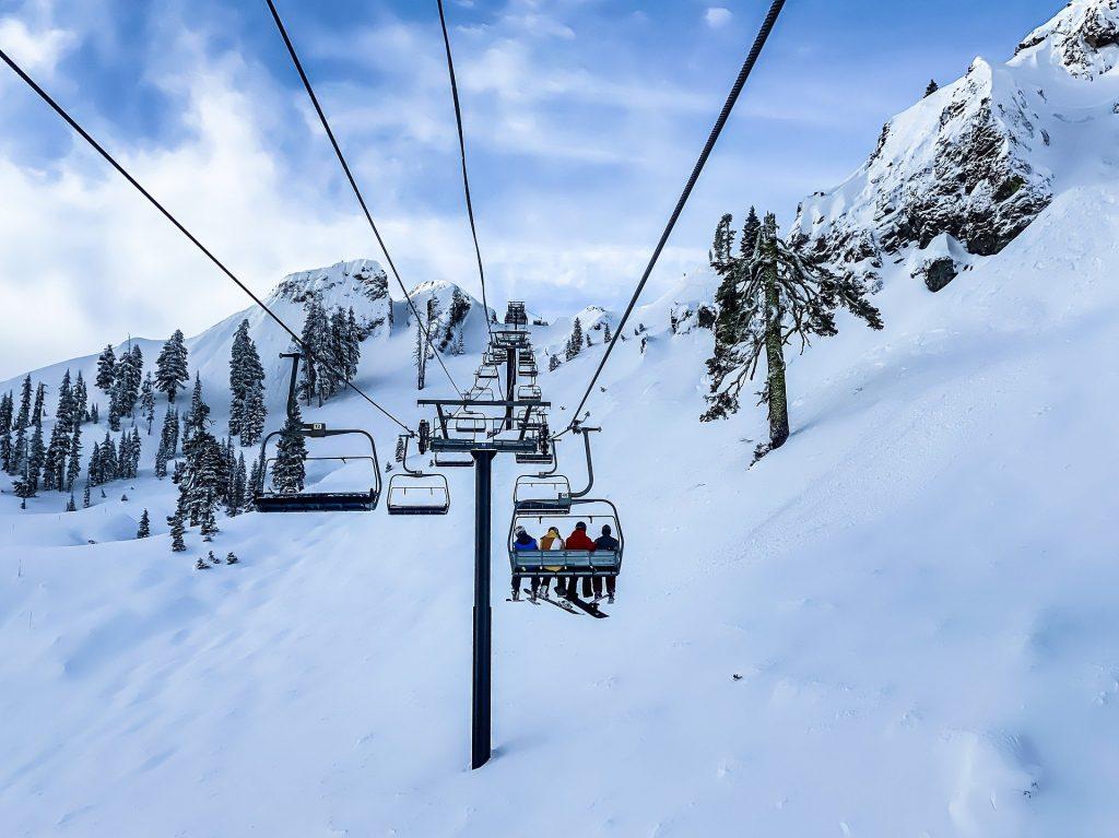 stagione sciistica tra natale e capodanno