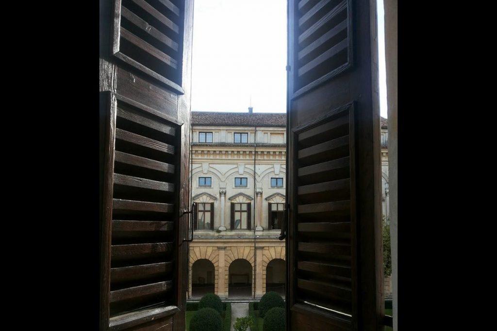 Il Giardino dei Semplici a Mantova.