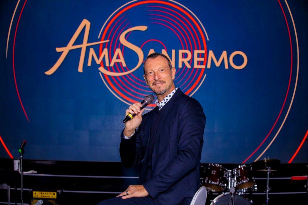 Festival di Sanremo 2021, Amadeus
