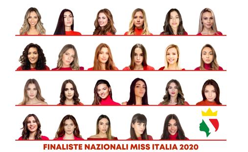 le finaliste di quest'anno