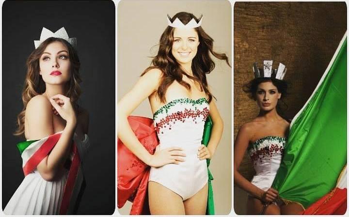 Miss Italia, foto di miss degli anni scorsi