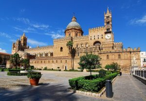 Città di Palermo - Cattedrale di Palermo