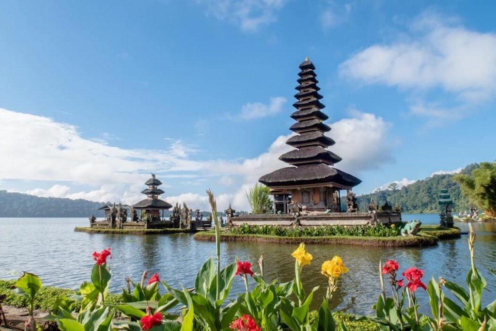 Luna di miele in Italia - Tempio Pura Ulun Danu Beratan di Bali
