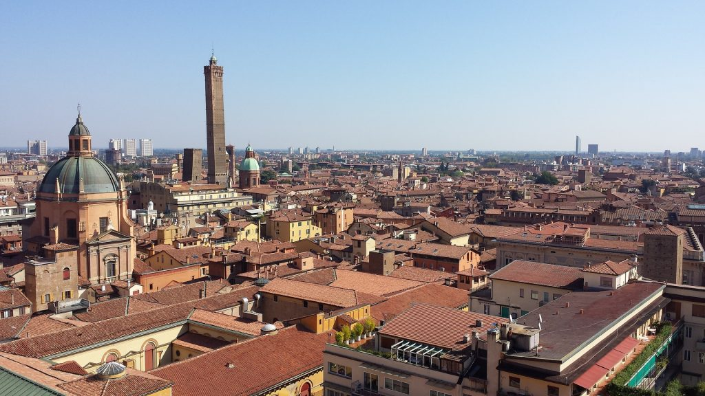 Bologna la città in cui si vive meglio - panorama di bologna