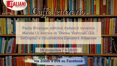 Natale - locandina caffè letterario