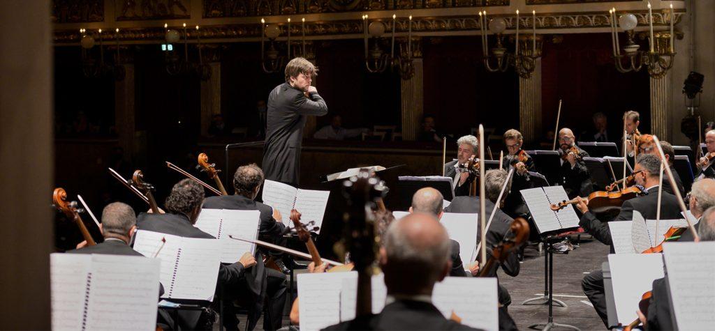 Il Teatro di San Carlo, Concerto di Natale