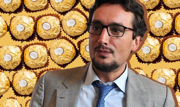 I cinque miliardari italiani. Giovanni Ferrero (Foto web)