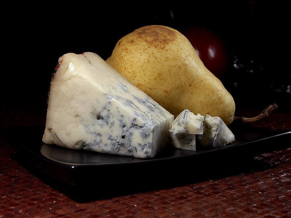 Il gorgonzola usato come condimento degli gnocchi