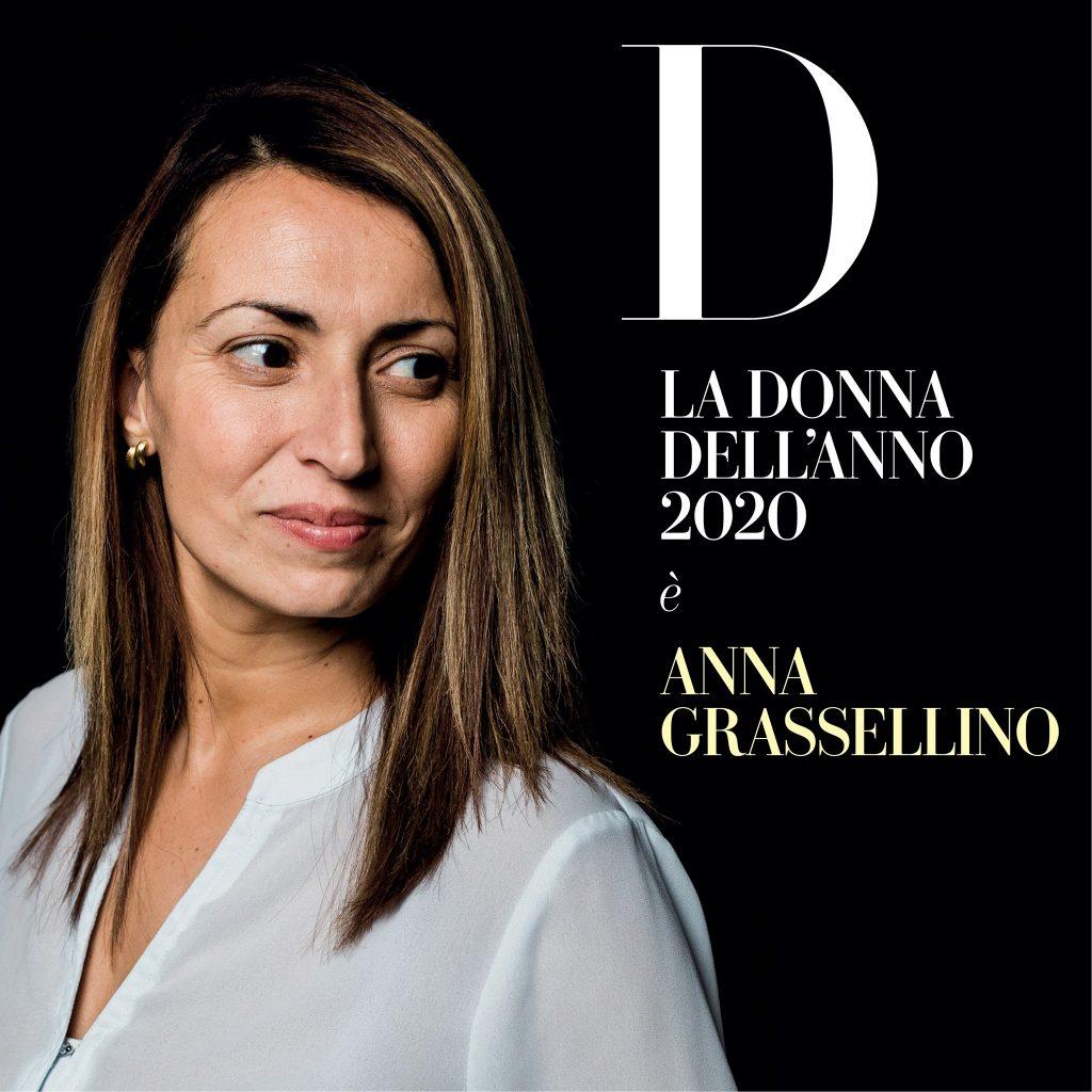 La scienziata Anna Grassellino premiata