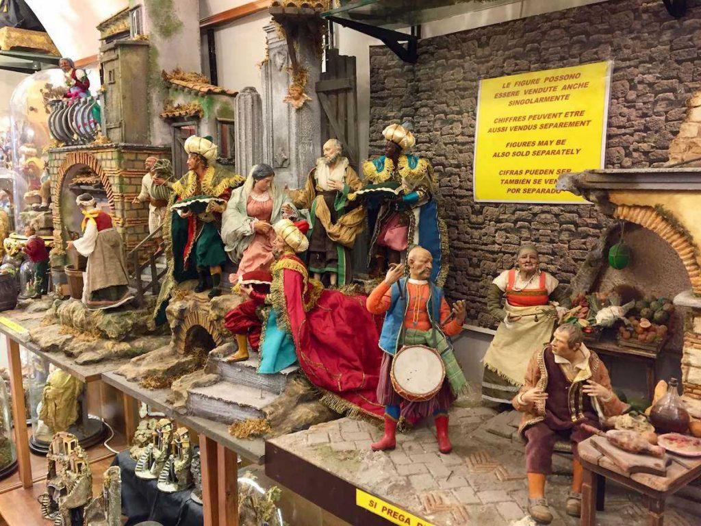 I presepi di San Gregorio Armeno