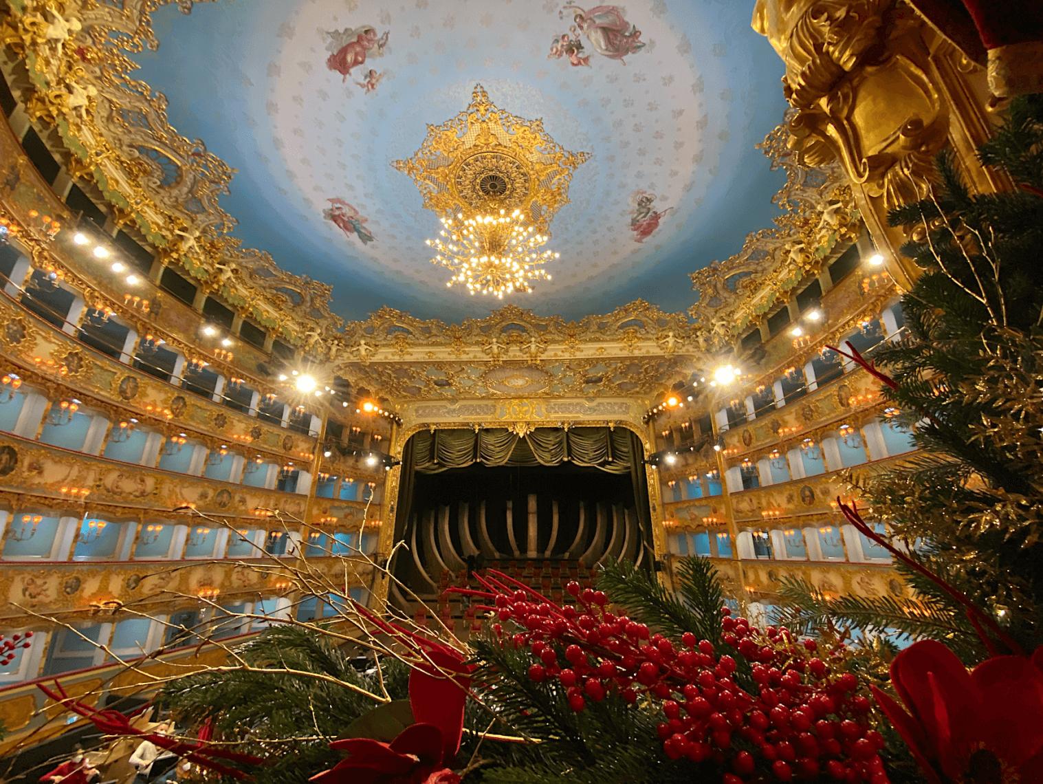 Sala Fenice Capodanno